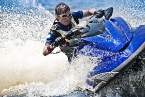 cleawater jet ski rental