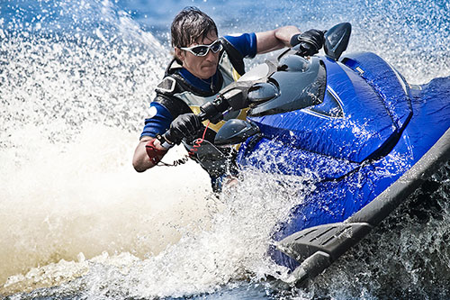 cleawater jet ski rental
